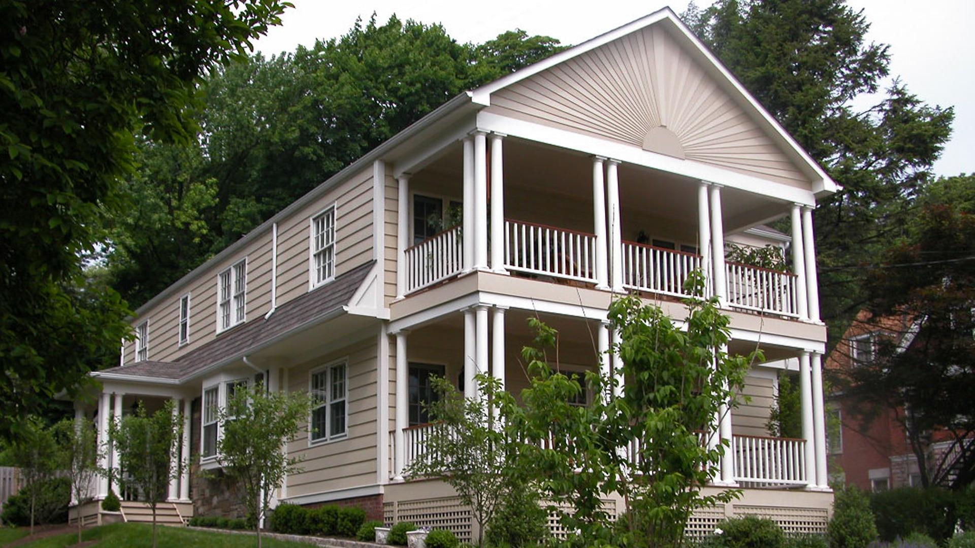 Residential Renovation, Newburgh, NY | Alfandre Architecture