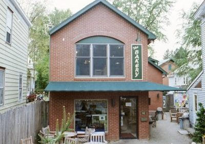 Main Shot - Bakery