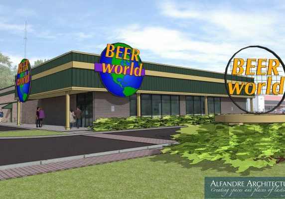 Beer World Exterior