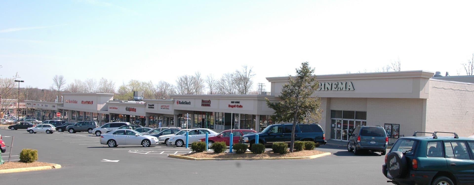 New Paltz Plaza