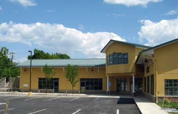Image of professional building in New Paltz, NY.